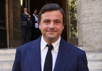 Carlo Calenda - foto profilo Twitter