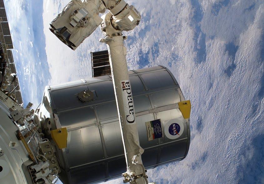 Spazio - photo credit: NASA