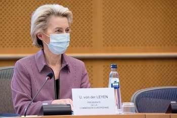Ursula von der Leyen - European Union, 2020 - Source: EC - Audiovisual Service - Photographer: Etienne Ansotte