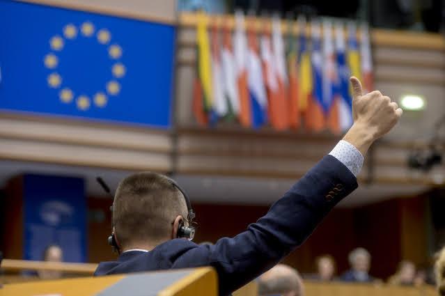 Plenaria Parlamento europeo - Photographer: Melanie Wenger © European Union 2019 - Source: EP