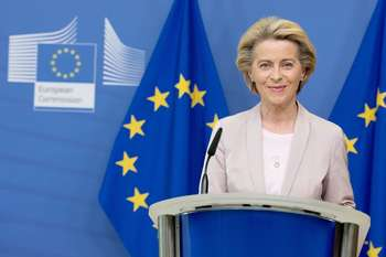 Ursula von der Leyen - European Union, 2020 - Source: EC - Audiovisual Service - Photographer: Etienne Ansotte