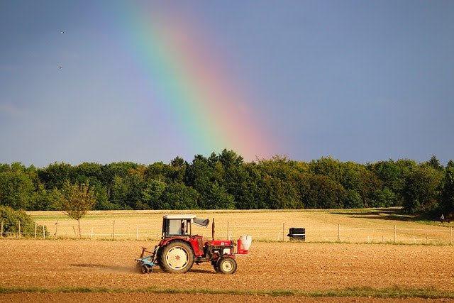 Agricoltura - Photo credit: Foto di Manfred Richter da Pixabay