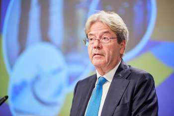Paolo Gentiloni - @European Union, 2020 Photographer: Claudio Centonze