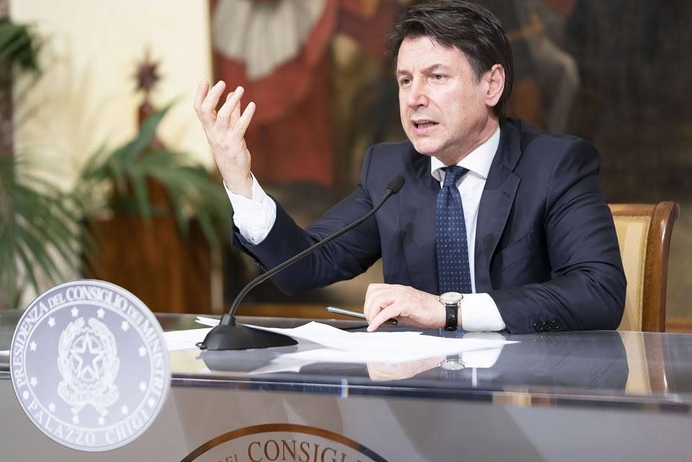 Recovery Fund: Conte, la proposta per gestire il PNRR