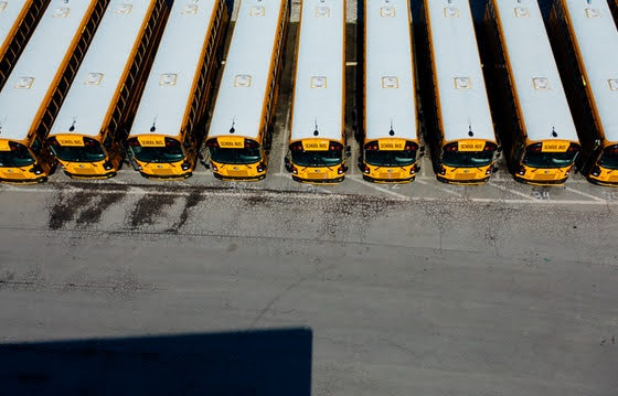 Trasporto scolastico - Foto di Kelly Lacy da Pexels