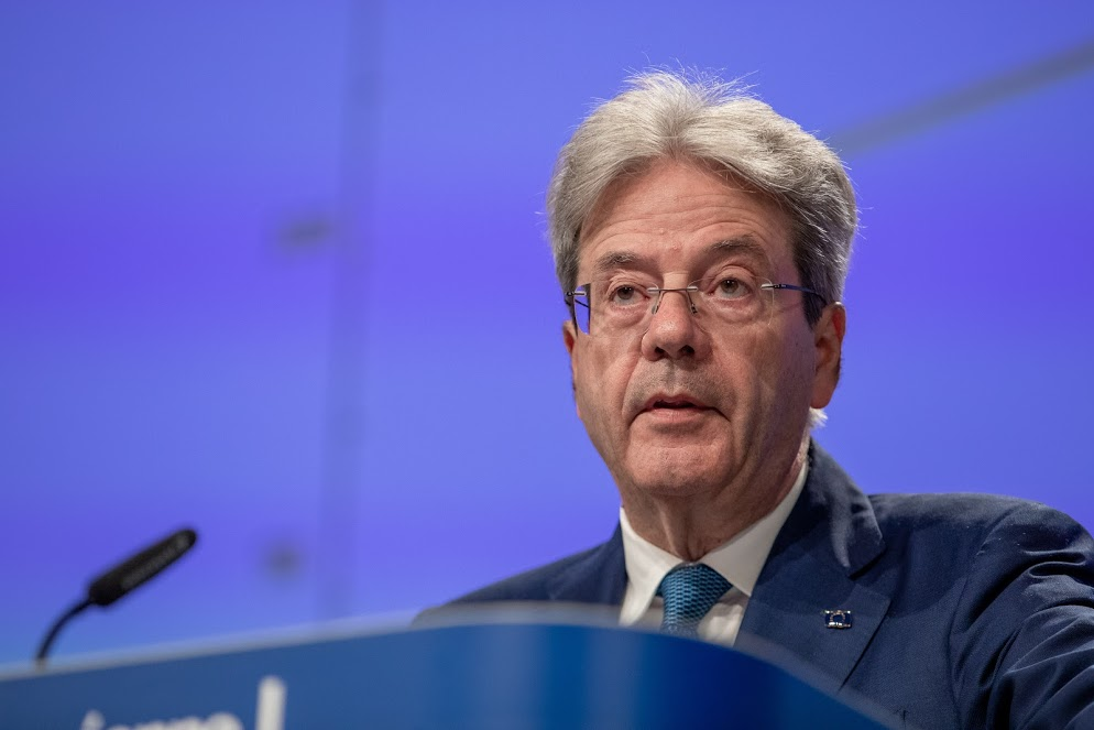 Recovery Plan Italia: come cambia il PNRR - Paolo Gentiloni - European Union, 2020 - Source: EC - Audiovisual Service - Photographer: Xavier Lejeune