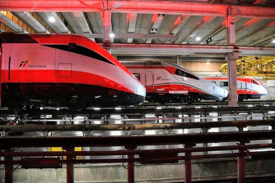 Aiuti di stato: sostegno treni commerciali