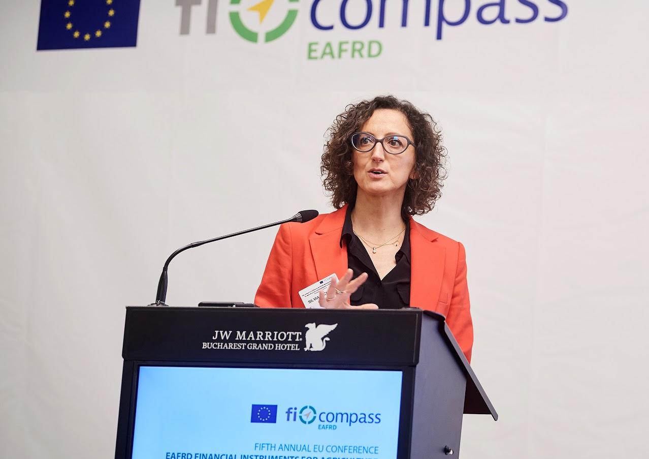 Silvia Michelini - Copyright © European Investment Bank 2021
