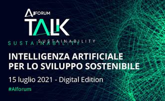 AI talk SUSTAINABILITY