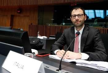 Patuanelli - Copyright: European Union
