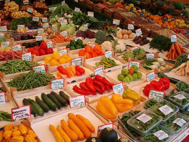 Commercio agroalimentare - Photo credit: Foto di flyupmike da Pixabay